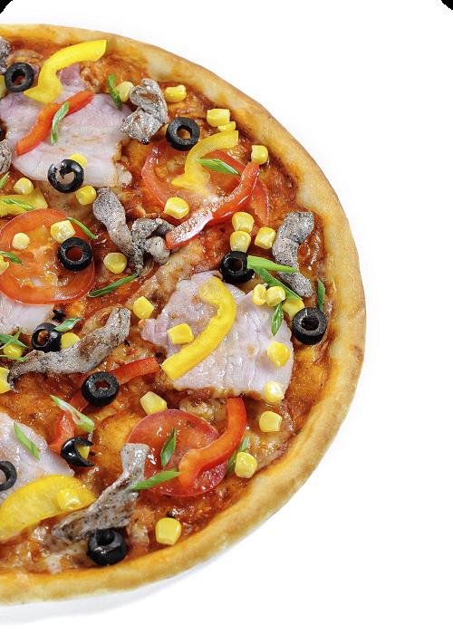 Максі піца